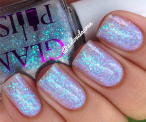 bright, glitters, and gel image