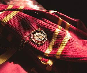 harry potter, gryffindor, and red image