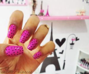 decor, nail art, and nails image