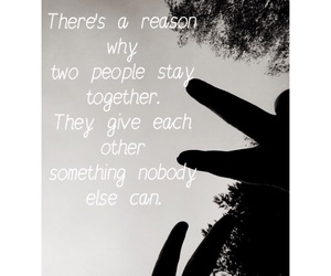 together, two people, and love image