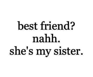 sisters, bff, and friendship image