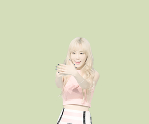 girls generation, taeyeon, and kim taeyeon image