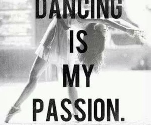 dance, passion, and dancing image