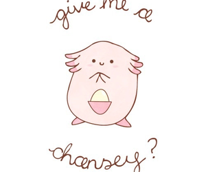 pokemon, kawaii, and chansey image