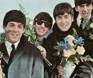 beatles flowers image