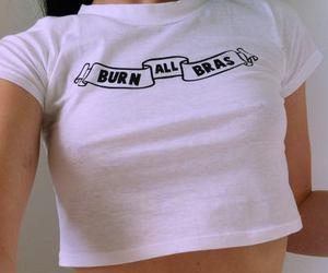 grunge, tshirt, and white image