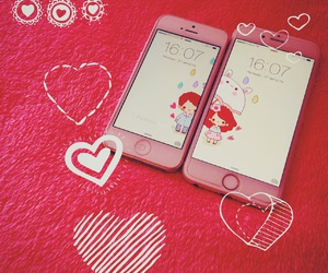 forever, iphone, and love image