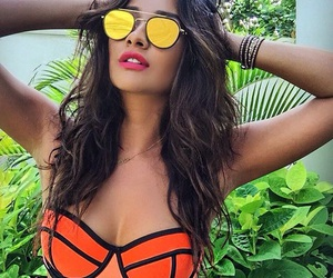 shay mitchell, summer, and pretty little liars image