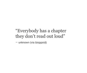 chapter, life, and quote image