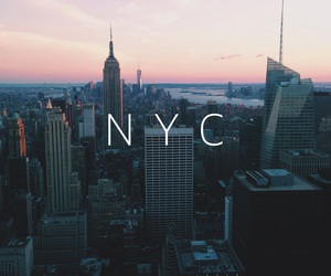beautiful, new york, and travel image