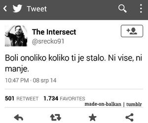 balkan, citati, and twitter image