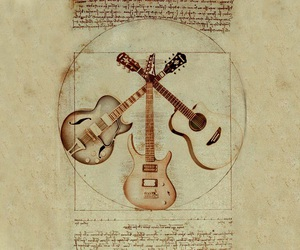 musique, rock, and guitares image