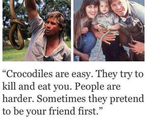 quotes, people, and steve irwin image