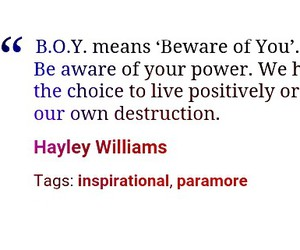 boys, girls, and hayley williams image