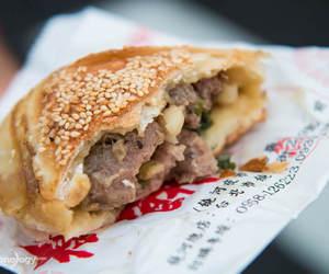 bun, pork, and taiwanese food image