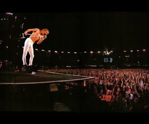 1991, axl rose, and concert image