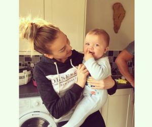 little mix, perrie edwards, and baby image