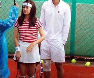 kim hyun joong, khj, and playful kiss image