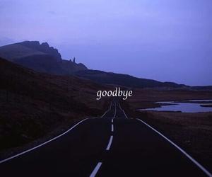 bye, grunge, and purple image