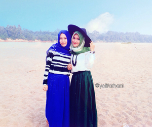 hijabstyle, hijabindo, and hijabholiday image
