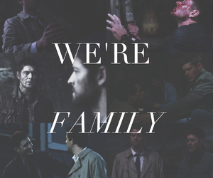supernatural, my edit, and destiel image