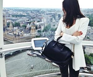 fashion, london, and city image