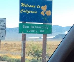 cali, california, and Las Vegas image