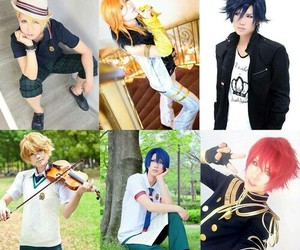cosplay, anime, and starish image