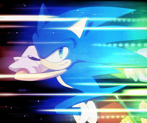 sonic and Sonic the hedgehog image