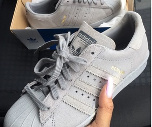adidas, basket, and chaussure image