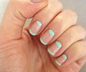 nails, nail art, and manicure image