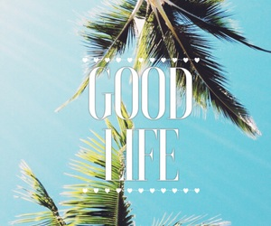blue, escape, and good life image