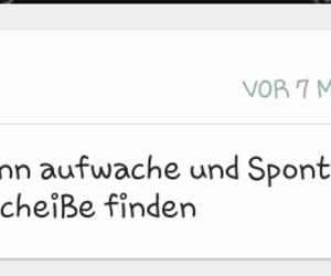 deutsch, whatsapp, and status image