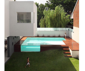 Dream, pool, and home image