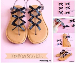 diy and sandals image