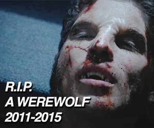 teen wolf, tyler posey, and s5 image