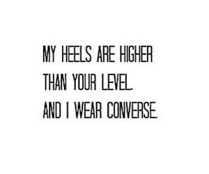 level, quote, and converse image