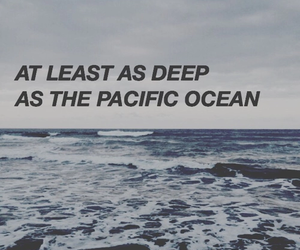 ocean, arctic monkeys, and grunge image