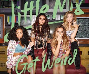 little mix, get weird, and jade thirlwall image