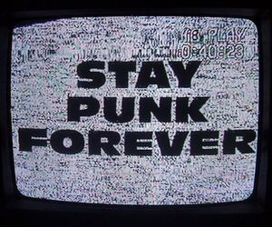 punk, grunge, and quote image