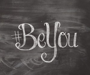 be you! and eat choclate image