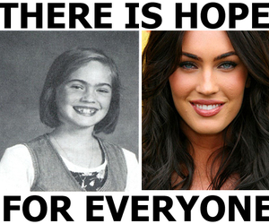 megan fox, hope, and lol image