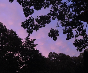 sky, grunge, and nature image