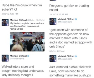 Clifford, michael, and tweet image