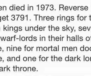 fact, rings, and the lotr image