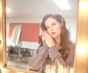 Queen, mirror on the wall, and lana del rey image