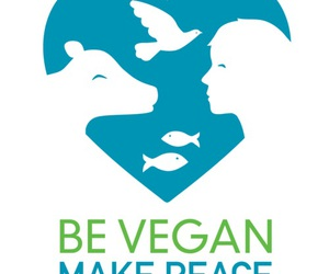 compassion, misery, and vegan image