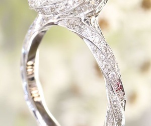 jewelry, diamond, and ring image