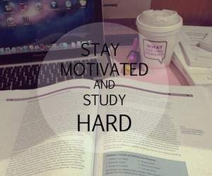 exam, qoute, and study image