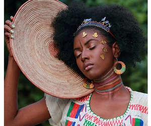 africa and Afro image
